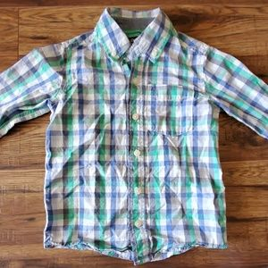 OshKosh button up